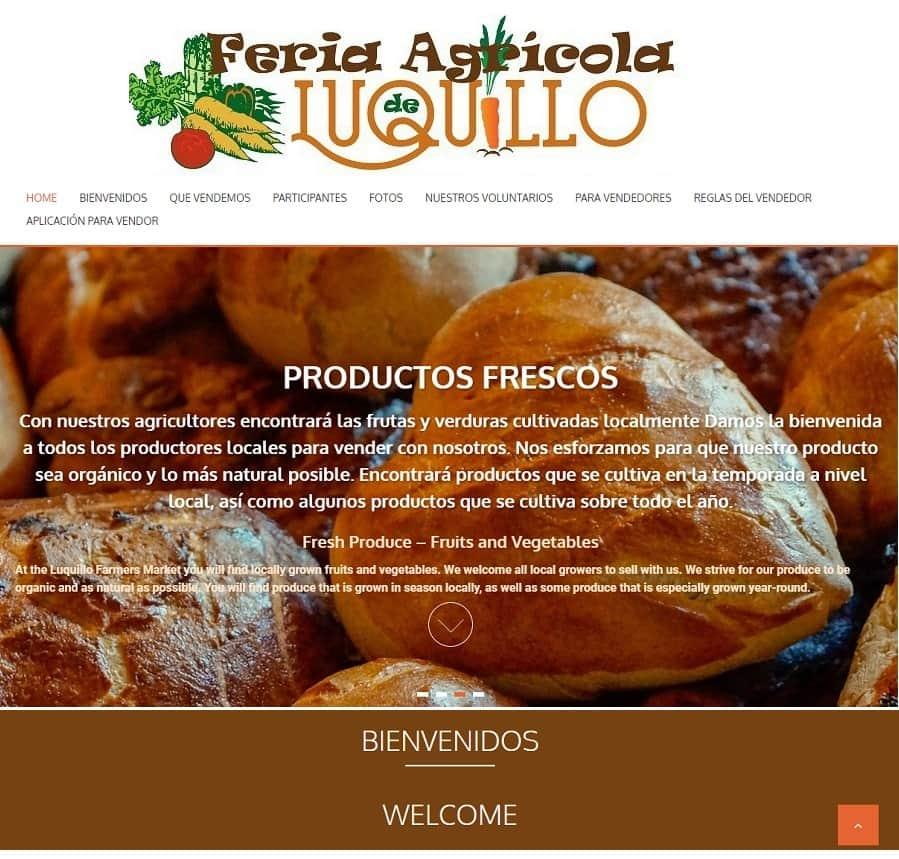 Luquillo Farmers Market Site Sample